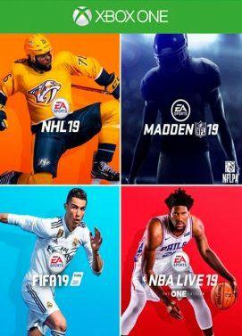 Bundle EA Sports 19 Xbox One