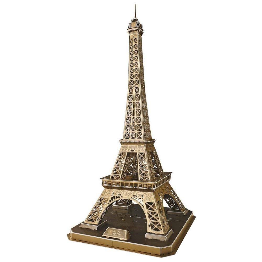Puzzle 3d Torre Eiffel, recogida en tienda gratis