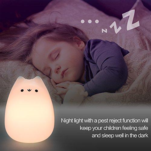Luz auxiliar para niños