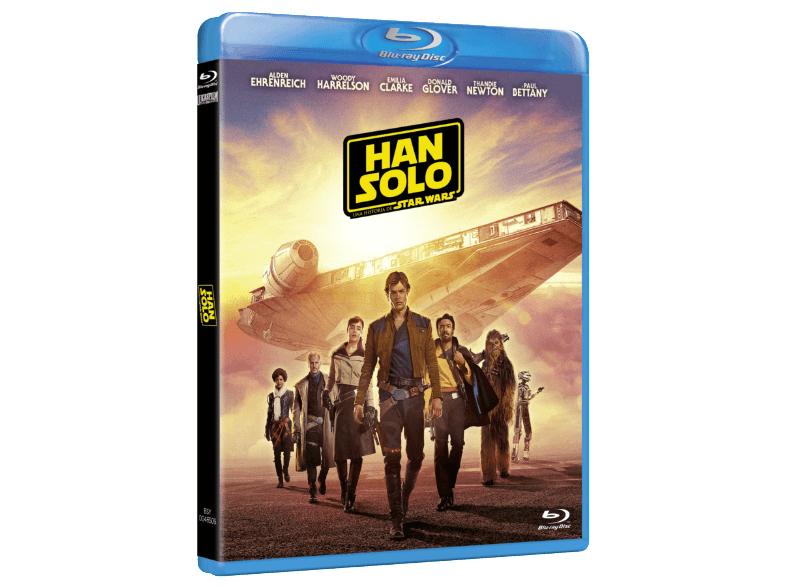 Han Solo, Bluray