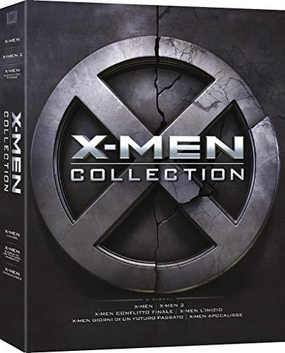 Saga X-Men Colección 6 DVD