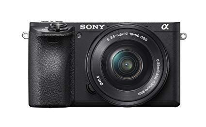 Sony Alpha A6500 + objetivo 16-50mm f/3.5