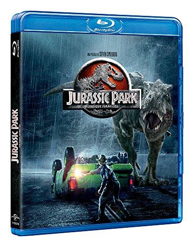 Parque Jurásico Blu ray