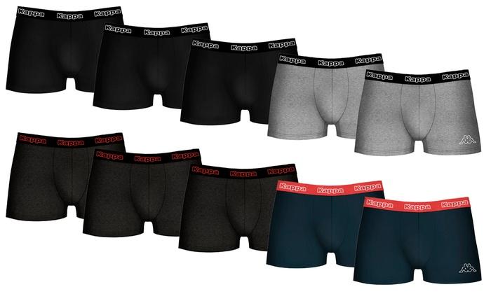 10 Boxers molones Kappa
