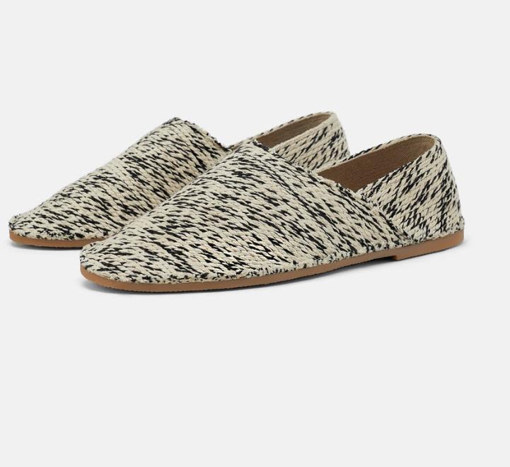 Zapatos tipo babucha para mujer de Zara