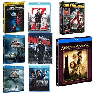 30 Blu-Ray por menos de 6 euros