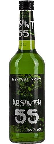 Mystical spirit 55 absenta de 500 ml Producto plus
