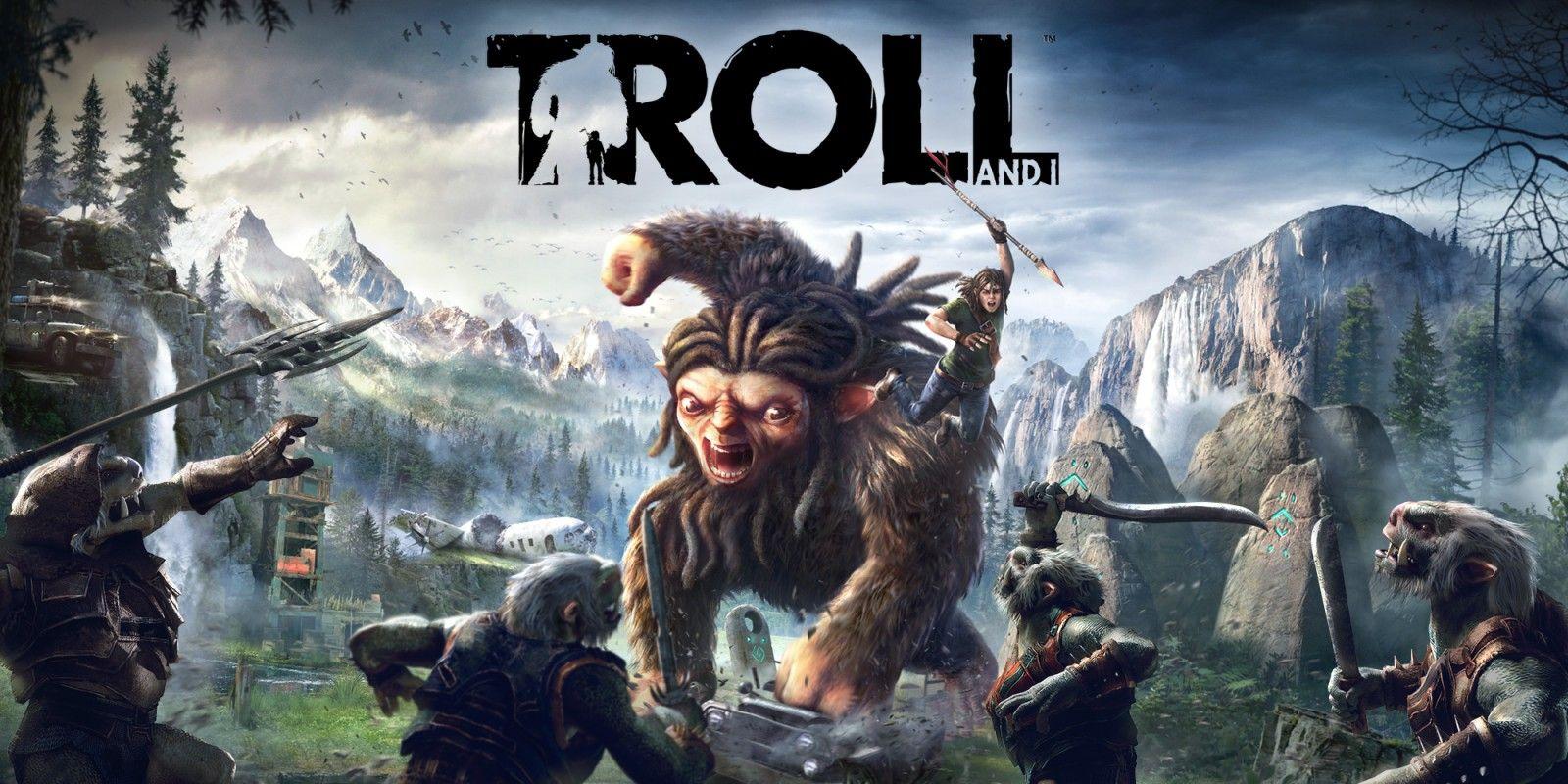 Troll and I Nintendo Switch eShop