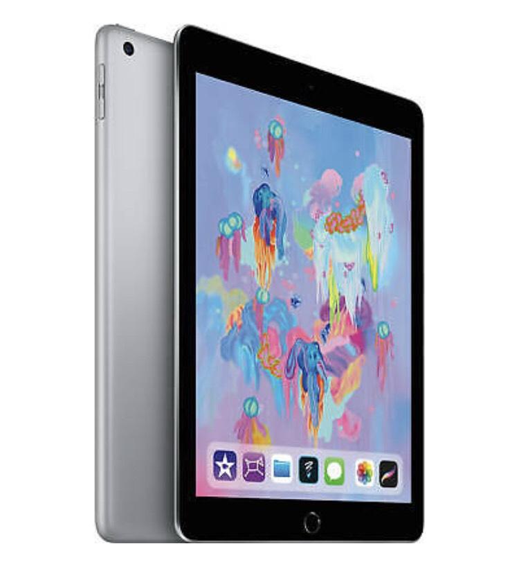 """iPad 9,7"""" 2018 32Gb por solo 250€"""