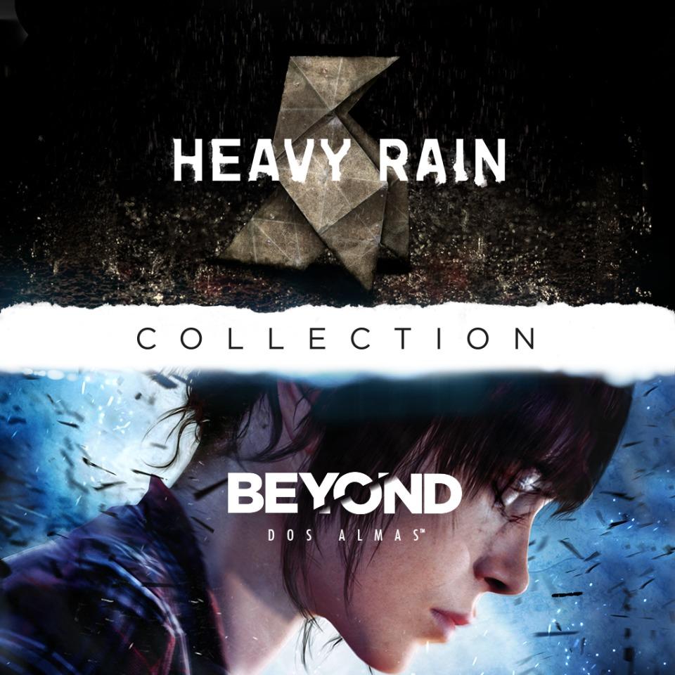 Heavy Rain + Beyound 2 Souls solo 12.9€