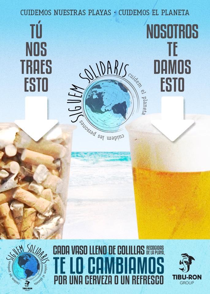 Cerveza GRATIS en Castelldefels