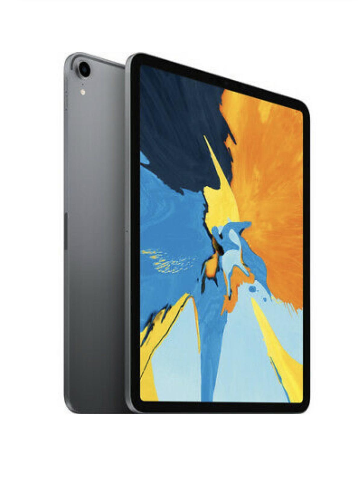 "Apple iPad Pro (2018) 11"" A12X 64GB Wifi - Gris Espacial"