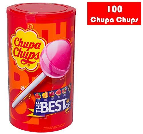 100 Chupa Chups para los más golosos