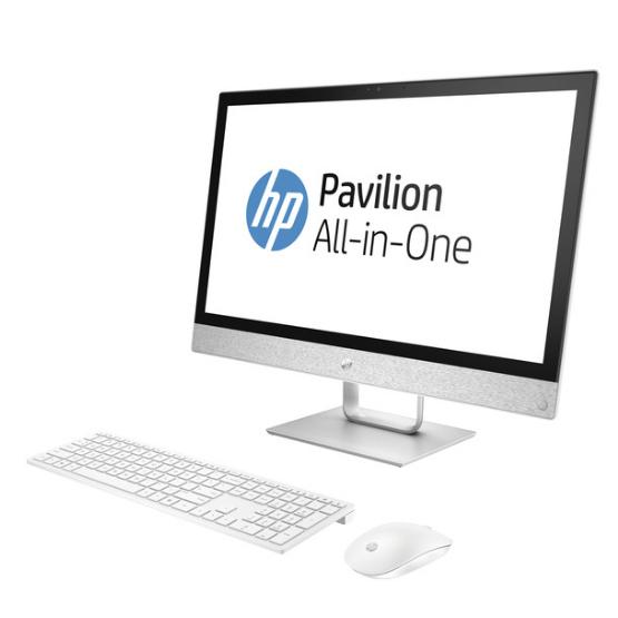 """All in One HP Pavilion 24"""" FHD, AMD Ryzen 2200U, 4 GB, 1TB,Vega 3"""