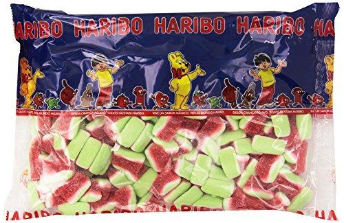 Haribo - Sandias y huevos de chuches