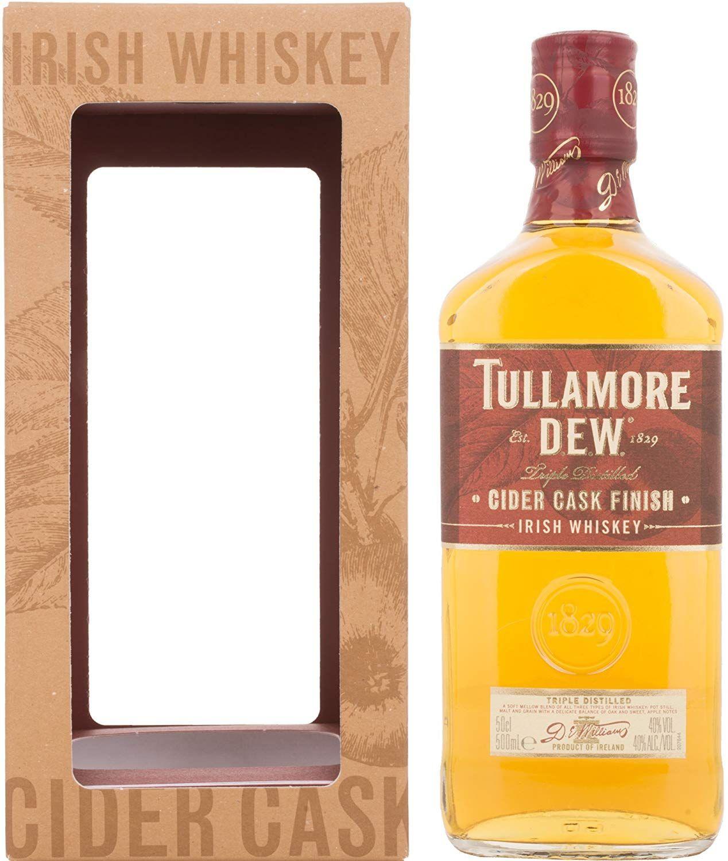 Whisky Tullamore Dew Cider Cask Finish Irish - 500 ml.