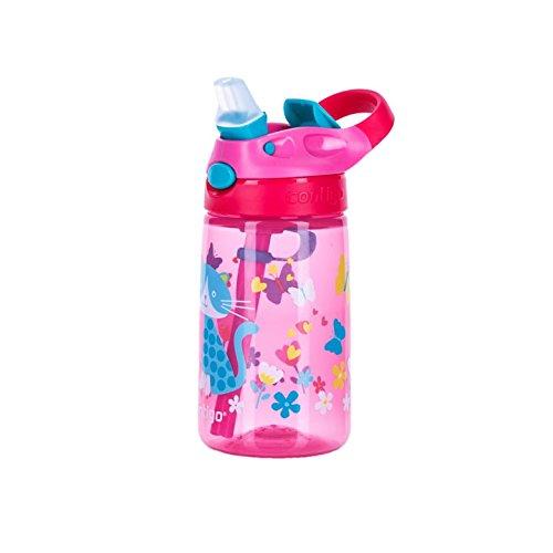Botella de agua niños