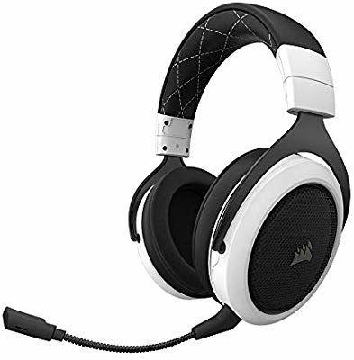 Auriculares Inalámbricos Corsair HS70 (PC/PS4) con micrófono desmontable