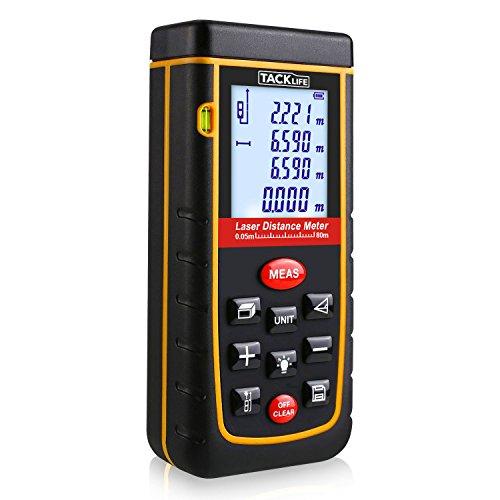 Telémetro laser hasta 80m solo 14.9€