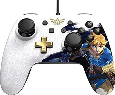 Mando para Switch Zelda Link a buen precio