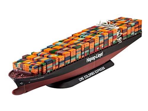 Maqueta Barco carguero 226 piezas 25,9€
