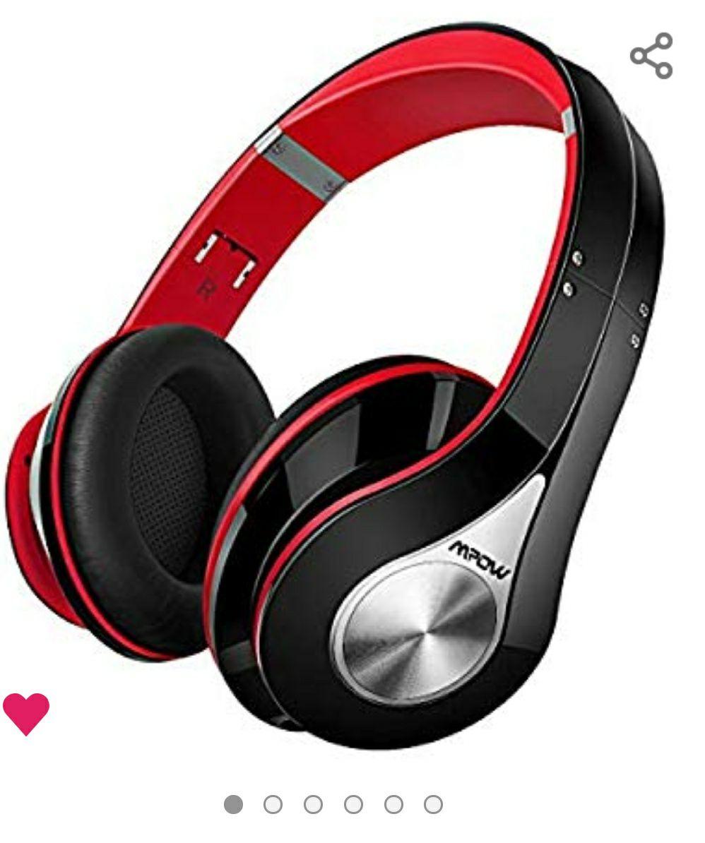 Mpow 059 Auriculares Diadema Bluetooth Inalambricos