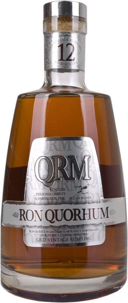 Ron Quorhum 12años - 700 ml.