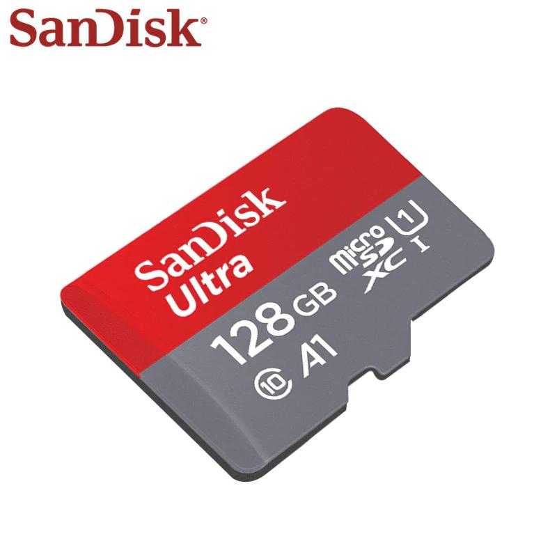 TARJETA Sandisk  MICRO SD 128GB