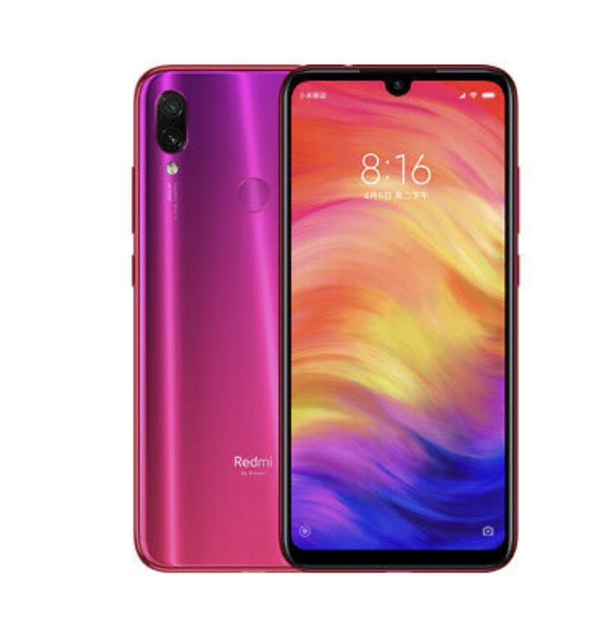 "Xiaomi Redmi Note 7 3GB 32GB Smartphone 6,3"" 48MP Rojo Global Version"