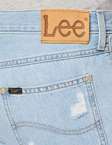 Lee Rider Short Pantalones Cortos para Hombre