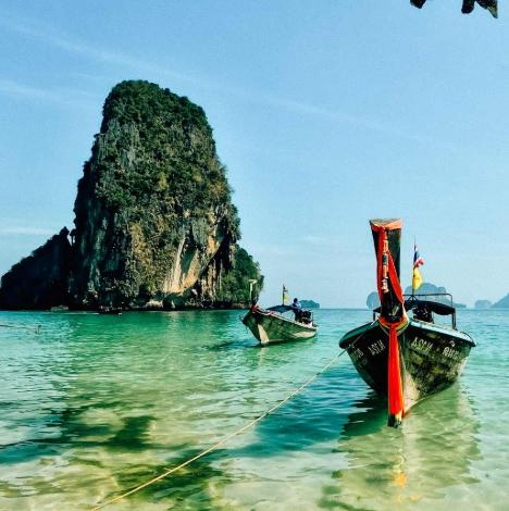 SEPTIEMBRE -TAILANDIA: 7 noches Bangkok+Phuket en hoteles con desayuno, vuelos y traslados