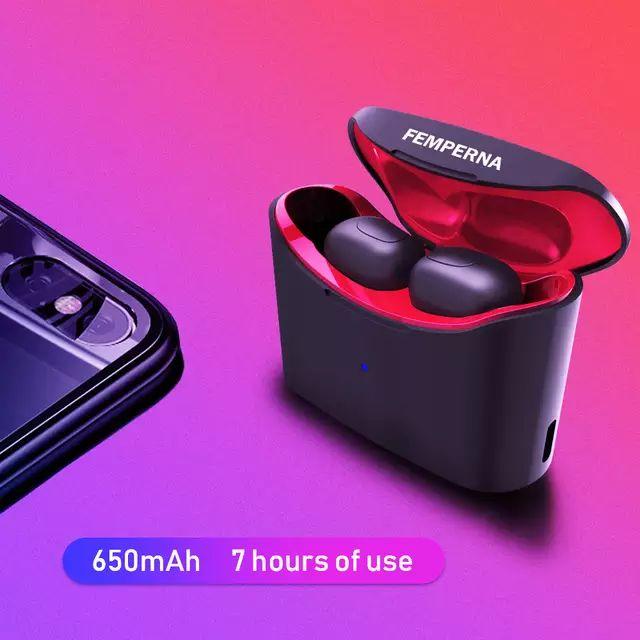 Auriculares Inalambricos Bluetooth 5.0 desde España