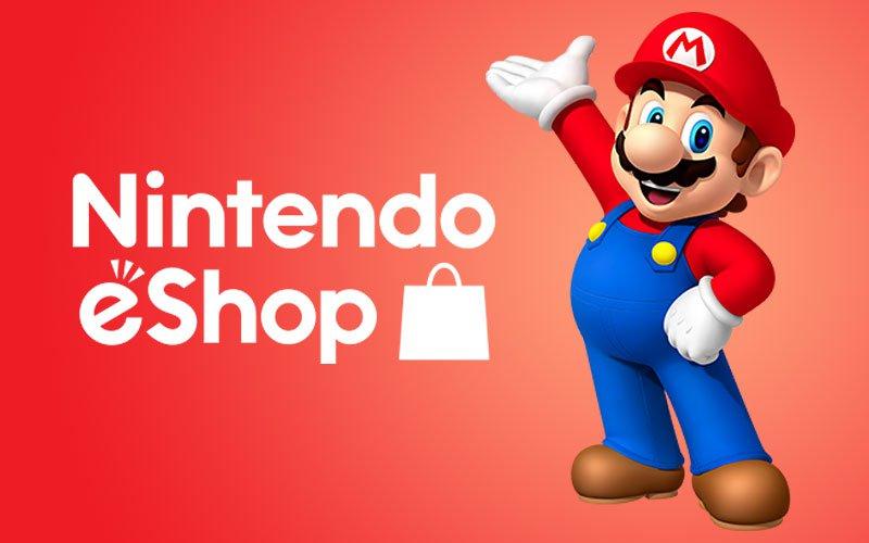 Recopilación Descuentos Nintendo eShop