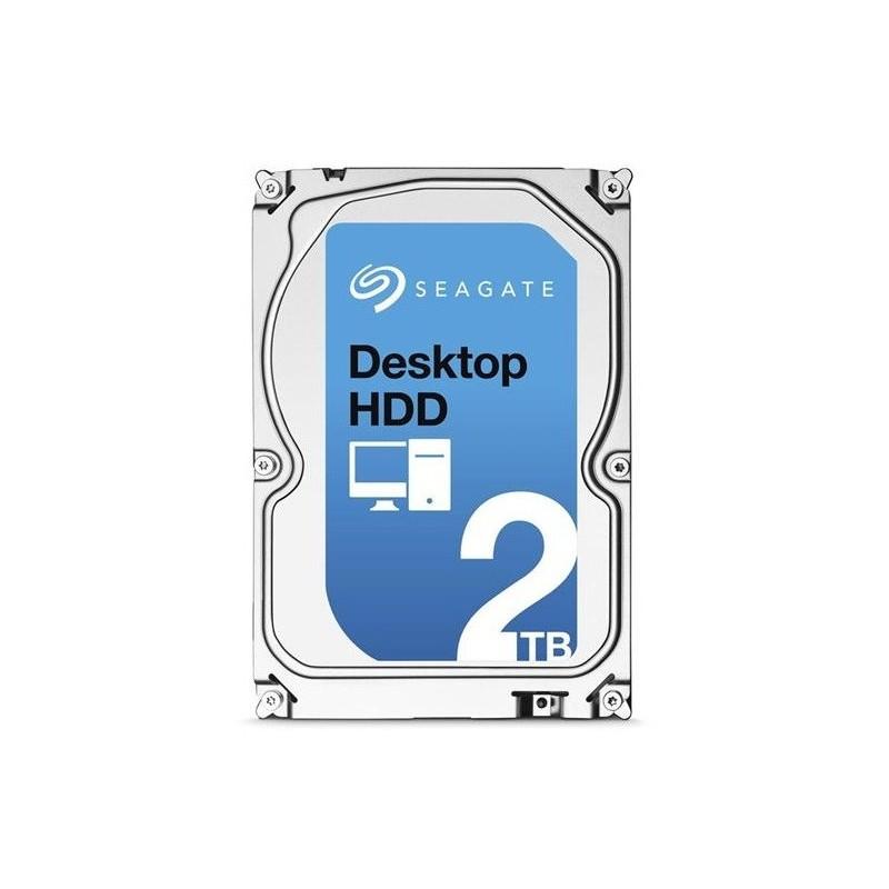 Seagate Desktop HDD 2TB SATA III 3.5 7200 RPM ST2000DM001
