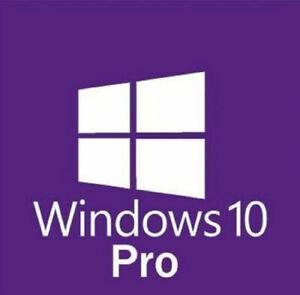 Licencias OEM - Microsoft Windows 10 Pro por solo 1,06€!!