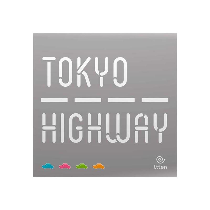 Juego de mesa Tokyo Highway (quedan 2 unidades)