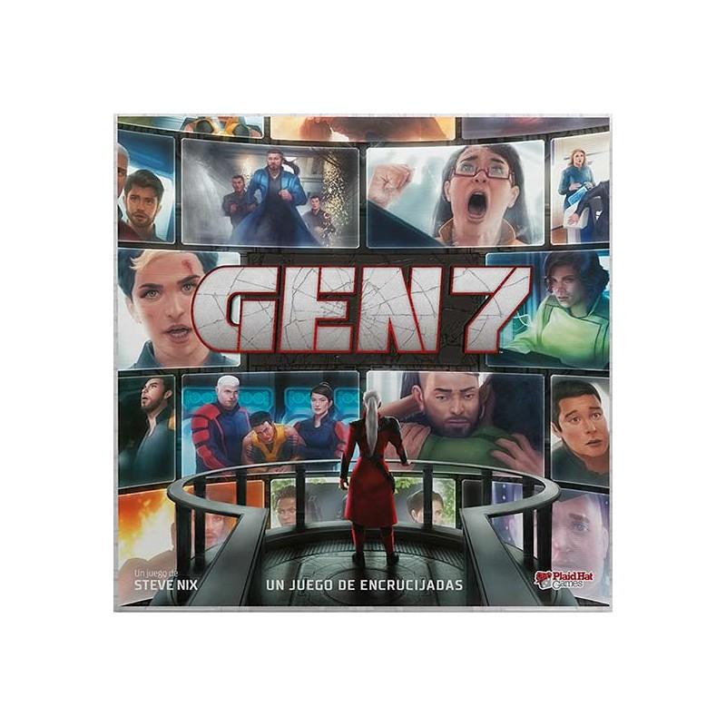 Juego de mesa Gen7 (queda 1 unidad)