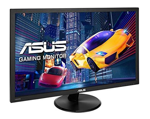 """Monitor Asus de 21,5"""" 1 ms y 75 Hz con altavoces por 95 €"""