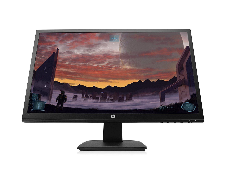 """Monitor de 27"""" (LED, Full HD, tiempo de respuesta 1 ms) color negro"""