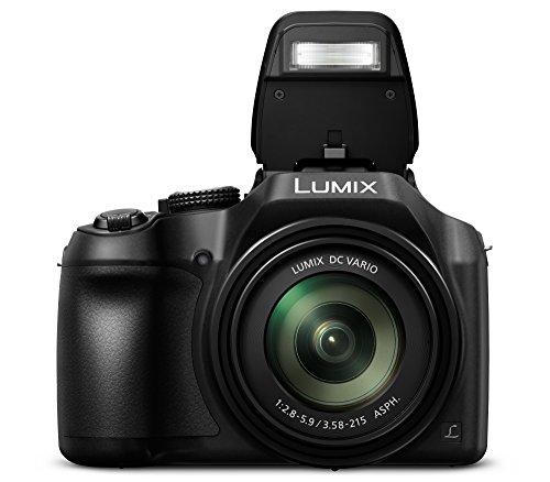 Cámara Panasonic Lumix DC-FZ82 - 18.1 MP, Zoom 60X