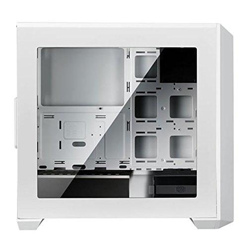 Cooler Master MasterBox 5 Color Blanco - Caja de Ordenador