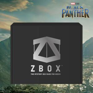 Caja misteriosa Black Panther + camiseta por 33,99€