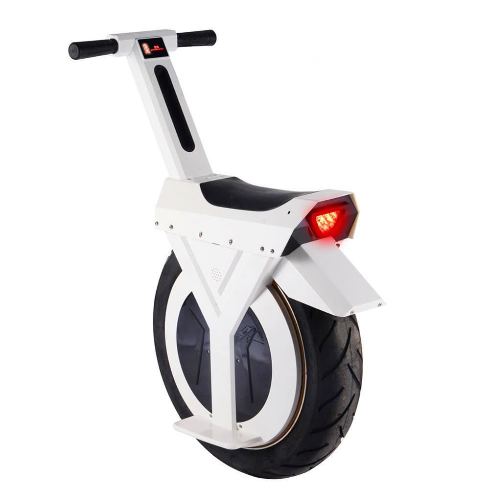 Monociclo con asiento