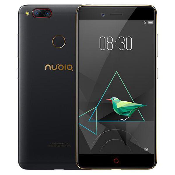 Nubia Z17 MINI 4 GB - 64 GB solo 153€