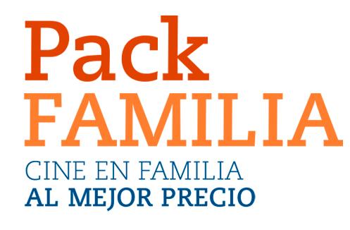 Cinesa: Pack familia