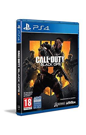 Call of Duty Black Ops 4 para PS4 por 9€ (reaco)