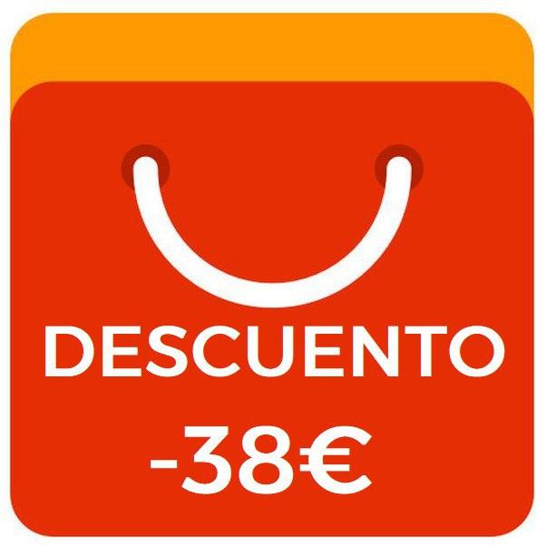 Cupón 38€ para Aliexpres