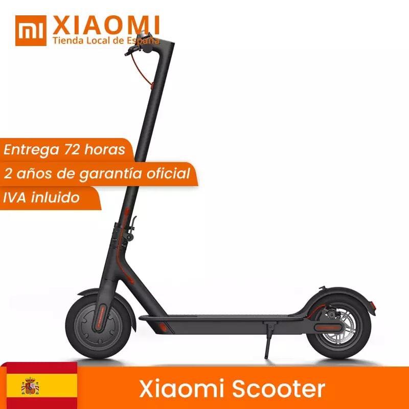 Xiaomi M365 por 320€ desde España