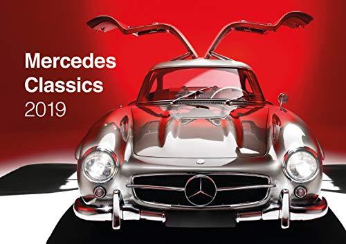 Mercedes Classic 2019 Calendar ( en inglés)