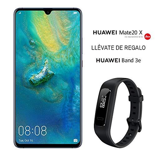 """Huawei Mate 20 X Smartphone De 7.2"""" FHD+ Y Band 3E ( 128 GB, 6GB RAM"""